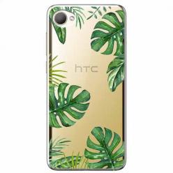 Etui na HTC Desire 12 - Egzotyczna roślina Monstera