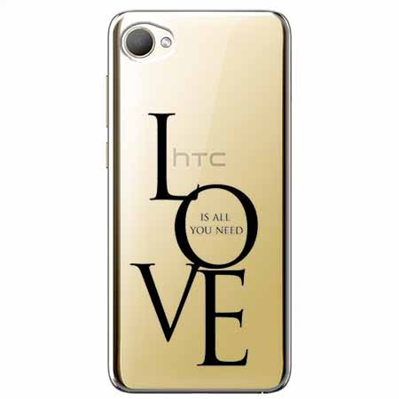 Etui na HTC Desire 12 - All you need is LOVE.