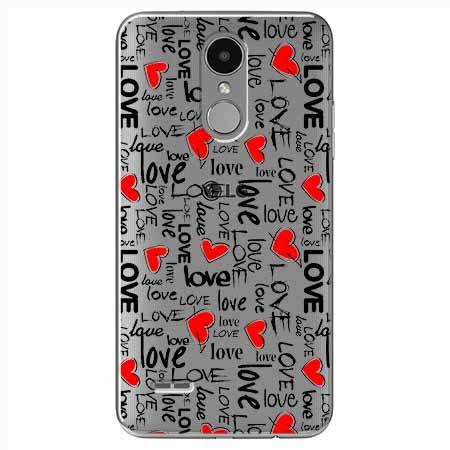 Etui na LG K8 2017 - Love, love, love…