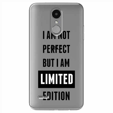 Etui na LG K4 2017 - I Am not perfect…