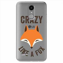 Etui na LG K4 2017 - Crazy like a fox.