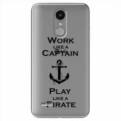 Etui na LG K4 2017 - Work like a Captain…