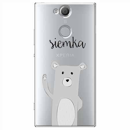 Etui na Sony Xperia XA2 - Misio Siemka.