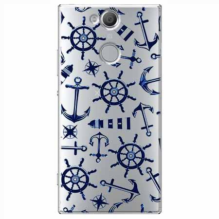 Etui na Sony Xperia XA2 - Ahoj wilki morskie.