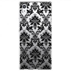 Etui na Sony Xperia L1 - Damaszkowa elegancja.