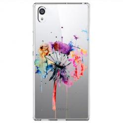 Etui na Sony Xperia XA1 Ultra - Watercolor dmuchawiec.