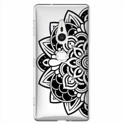 Etui na Sony Xperia XZ2 - Kwiatowa mandala.