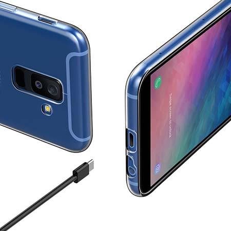 Etui na Samsung Galaxy A6 Plus 2018 - Keep Calm… Pandicorn.