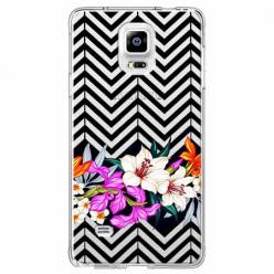 Etui na Samsung Galaxy Note 4 - Kwiatowy bukiet dla Ciebie.