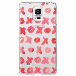 Etui na Samsung Galaxy Note 4 - XO XO XO.