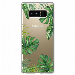 Etui na Samsung Galaxy Note 8 - Welcome to the jungle.