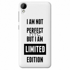 Etui na HTC Desire 825 - I Am not perfect…