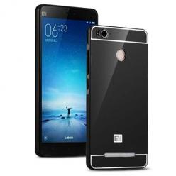 Etui na Xiaomi Redmi 3S - bumper case - Czarny