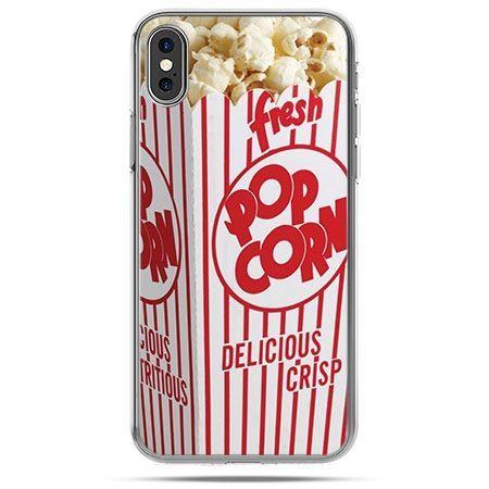 Etui na telefon iPhone XS - Pop Corn