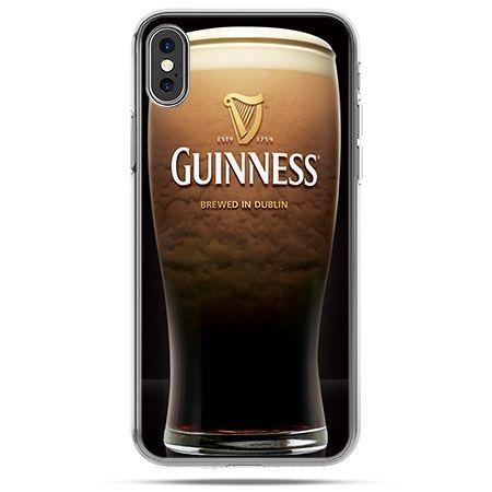 Etui na telefon iPhone XS - Guinness