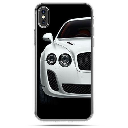 Etui na telefon iPhone XS - samochód Bentley