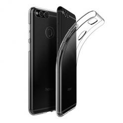 Etui na Huawei Honor 7X - silikonowe, przezroczyste crystal case.
