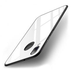 Etui na Huawei P20 Lite - GLAZZ Kejs - Biały