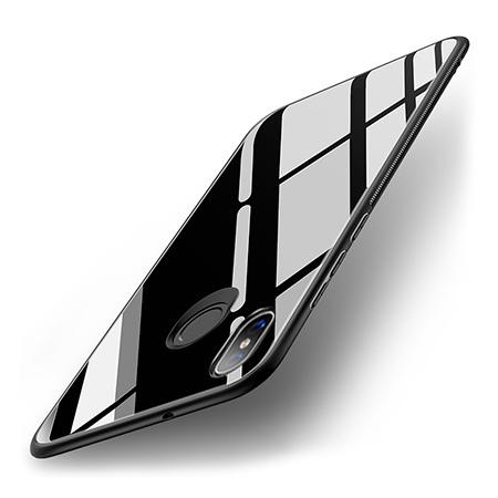 Etui na Xiaomi Redmi Note 5 Pro - GLAZZ Kejs - Czarny