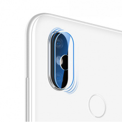 Hartowane szkło na aparat, kamerę z tyłu telefonu Xiaomi Mi A2 Lite