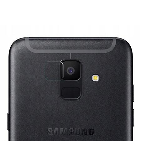 Hartowane szkło na aparat, kamerę z tyłu telefonu Samsung Galaxy A6 2018