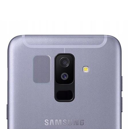 Hartowane szkło na aparat, kamerę z tyłu telefonu Samsung Galaxy A6 Plus 2018