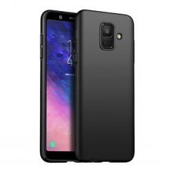 Etui na telefon Samsung Galaxy J6 2018 - Slim MattE - Czarny.
