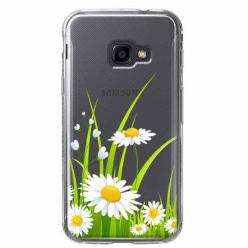 Etui na Samsung Galaxy Xcover 4 - Polne stokrotki.