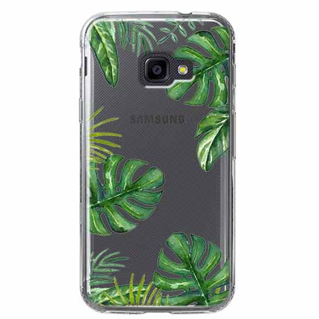 Etui na Samsung Galaxy Xcover 4 - Welcome to the jungle.