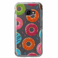 Etui na Samsung Galaxy Xcover 4 - Lukrowane pączki.