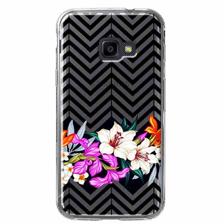 Etui na Samsung Galaxy Xcover 4 - Kwiatowy bukiet dla Ciebie.