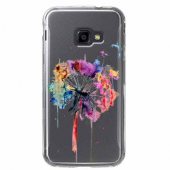 Etui na Samsung Galaxy Xcover 4 - Watercolor dmuchawiec.