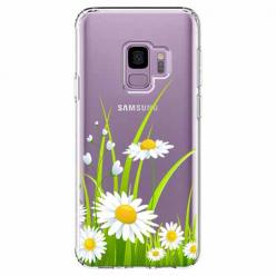 Etui na Samsung Galaxy S9 - Polne stokrotki.