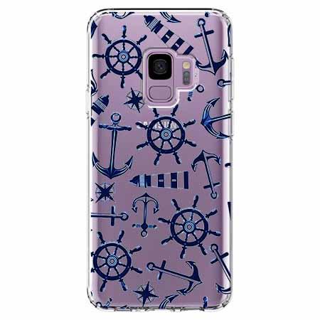 Etui na Samsung Galaxy S9 - Ahoj wilki morskie.