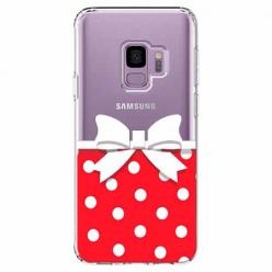 Etui na Samsung Galaxy S9 - Gustowna kokardka.