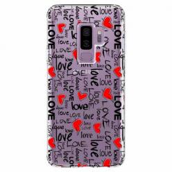 Etui na Samsung Galaxy S9 Plus - Love, love, love…