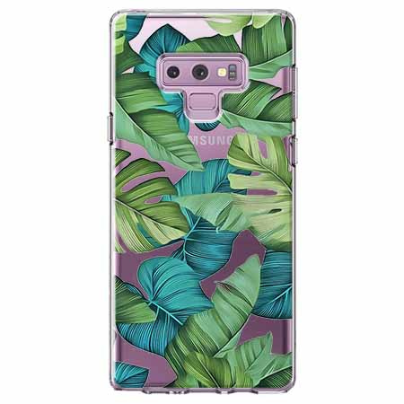 Etui na Samsung Galaxy Note 9 - Wyprawa do jungli.