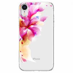 Etui na telefon Apple iPhone XR - Bajeczny kwiat.