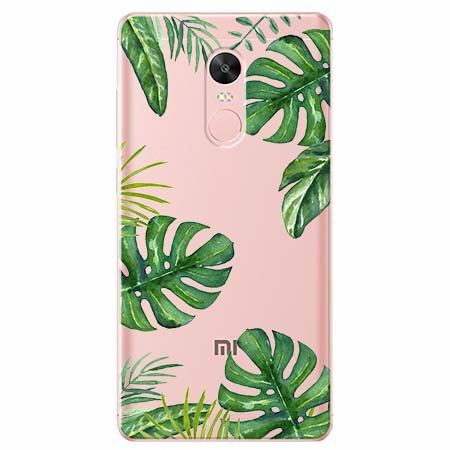 Etui na telefon Xiaomi Redmi 5 - Welcome to the jungle.
