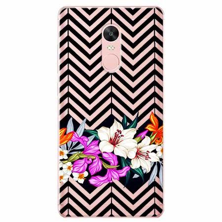 Etui na telefon Xiaomi Redmi 5 - Kwiatowy bukiet dla Ciebie.