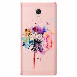 Etui na telefon Xiaomi Redmi 5 - Watercolor dmuchawiec.
