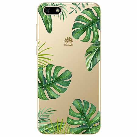 Etui na telefon Huawei Y5 2018 - Welcome to the jungle.