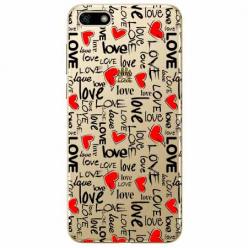 Etui na telefon Huawei Y5 2018 - Love, love, love…