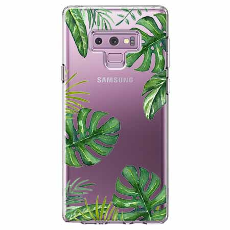 Etui na Samsung Galaxy Note 9 - Welcome to the jungle.