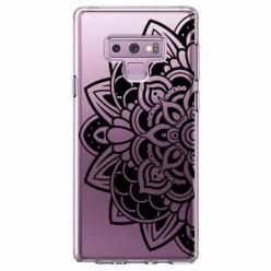 Etui na Samsung Galaxy Note 9 - Kwiatowa mandala.