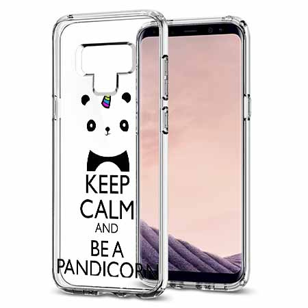 Etui na Samsung Galaxy Note 9 - Keep Calm… Pandicorn.
