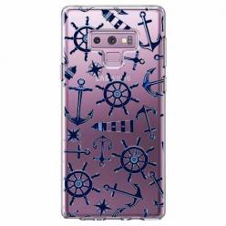 Etui na Samsung Galaxy Note 9 - Ahoj wilki morskie.