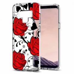 Etui na Samsung Galaxy Note 9 - Czerwone Róże