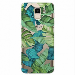 Etui na Samsung Galaxy J6 2018 - Wyprawa do jungli.