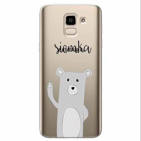 Etui na Samsung Galaxy J6 2018 - Misio Siemka.